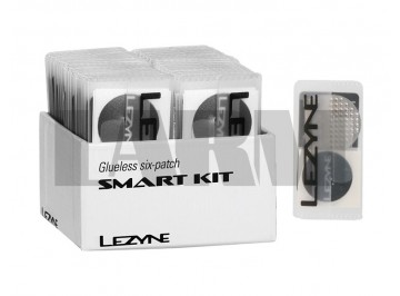 Tire repair kit Lezyne glueless