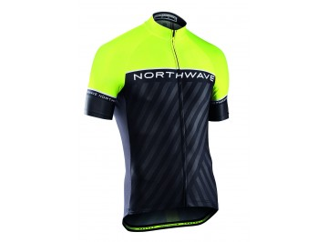 Northwave Logo Kid 3 jersey short sleeves - Bike jersey for kids