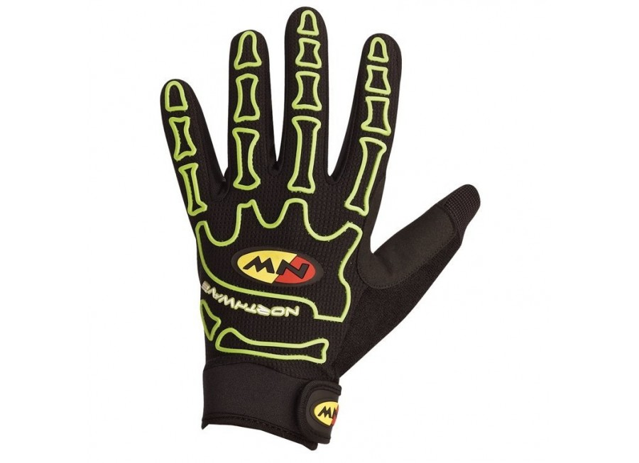 Northwave Skeleton Full Gloves - Guanti da bici