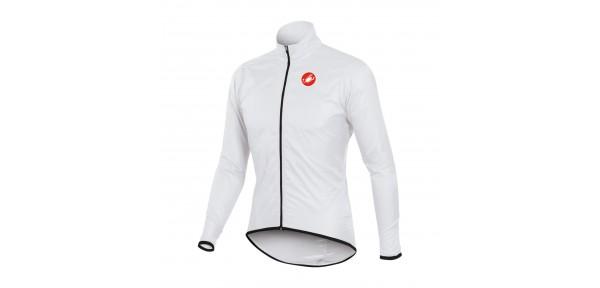 Castelli Squadra long Jacket - Giacca antivento e antipioggia da bici