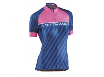 Northwave Logo Woman 3 jersey short sleeves - Maglia a manica corta da donna