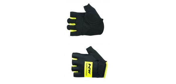 Northwave Flag Short Glove - Guanti estivi da bici