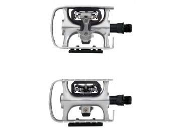 Pedals double function for bike Wellgo