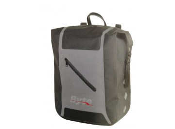 Back carriage bags Byte Rain Grey - Back carriage bags for bike