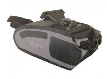 Underseat carriage bag Byte Rain Grey - Underseat carriage bag for bike