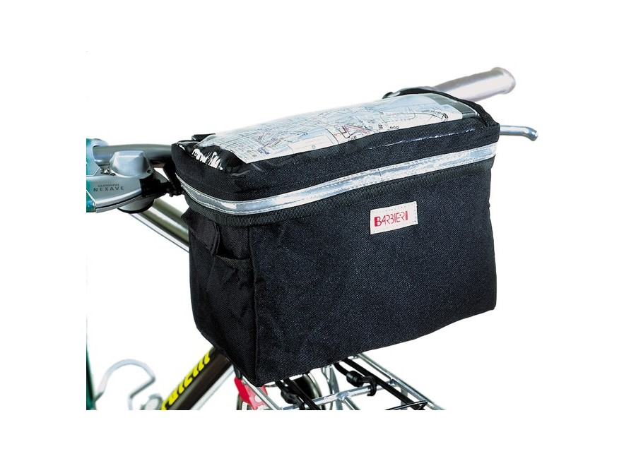 Front Bag With Map Holder Barbieri For Bike