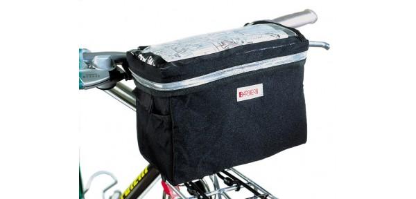 Borsa Anteriore porta-cartina Barbieri - Borsa da bici