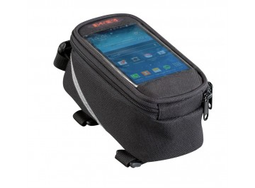 Top tube bag for smarthphone Barbieri - Bag for bike