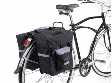 Double pannier bag Barbieri - Bags for bike