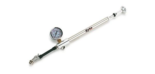 Pompa Byte Shock - Pompa da bici con manometro