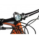 Luce anteriore Led 1000 Lumen Barbieri PNK - Luce da bici