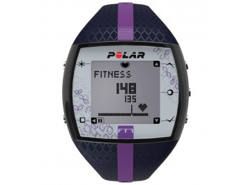Polar FT 7 - Waterproof workout watch for bike