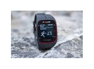 Polar M400 bike computer and fitness tracker