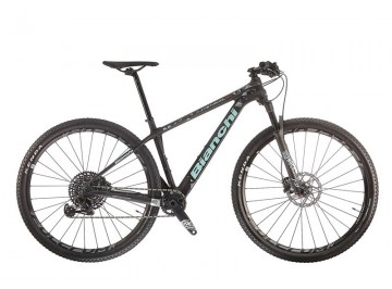 Bianchi Methanol SX 9.2 2018 - Cross country mountain bike