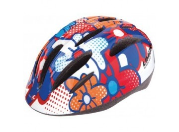 Limar 124 Flower - Helmet for bike for kids
