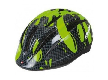 Limar 124 Green Splash - Helmet for bike for kids