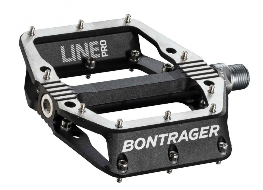 Bontrager Line Pro Pedals - Pedali flat da bici