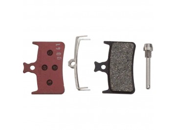 Hope M4/E4 Sintered Brake Pads - Sintered Brake Pads for bike