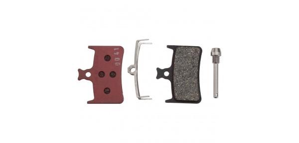 Hope M4/E4 Standard Brake Pads - Pastiglie da bici