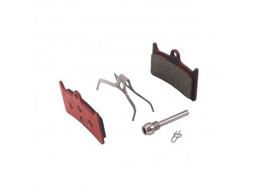 Hope V4 Standard Brake Pads - Brake Pads for bike