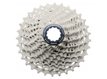 Cassette Shimano Ultegra CS-R8000 11v 11/32 - Cassette for road bike