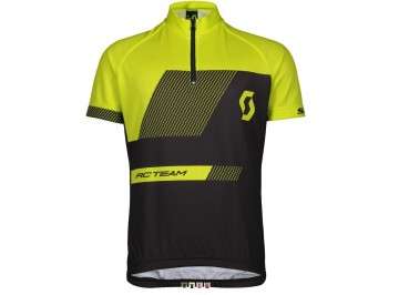 Scott Shirt Jr RC Team - Junior shirt for mountain bike