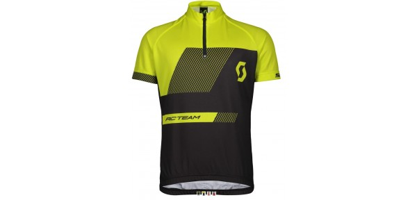 Scott Shirt Jr RC Team - Maglia da bici da MTB da ragazzo