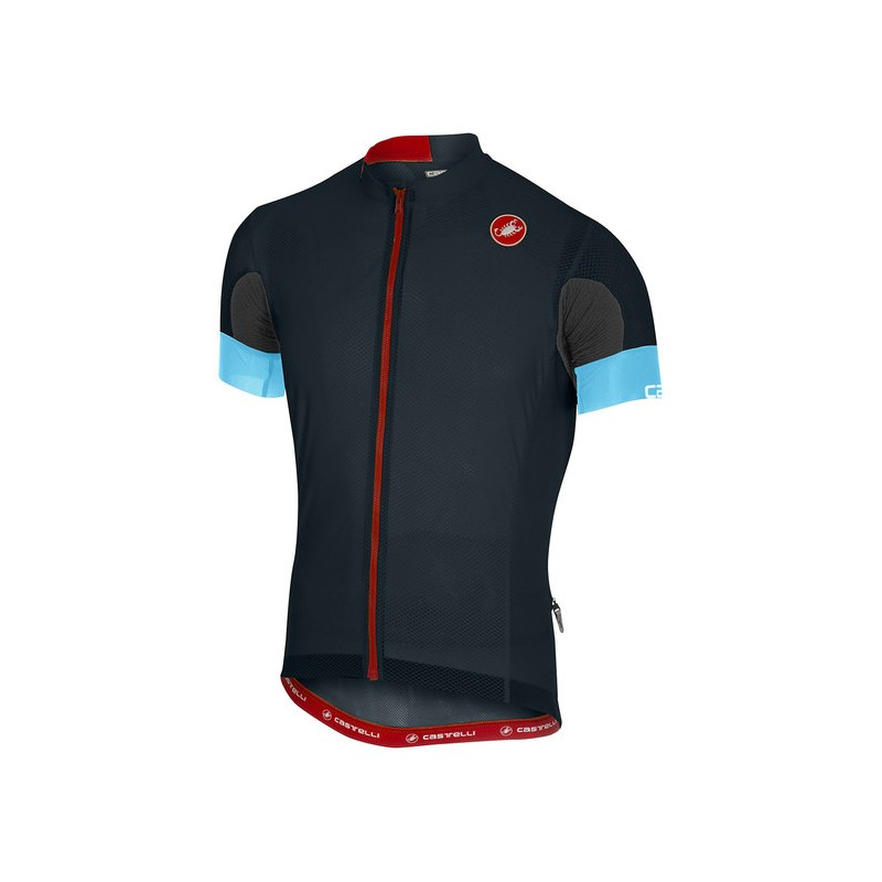 2e1d9ad91 Castelli AR 4.1 Solid Jersey - Short sleeve jersey for bike. Loading zoom