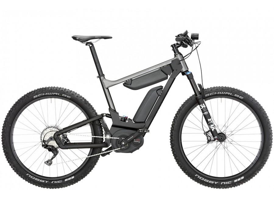 Riese & Muller Delite Mountain con doppia batteria - Bicicletta elettrica da MTB