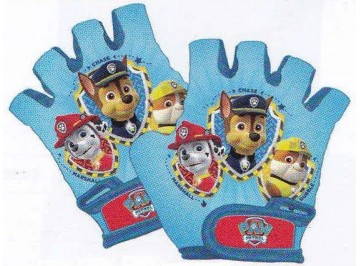 Kids gloves Pow Patrol - Bike glove for children