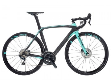 Bianchi Oltre XR3 Disc Ultegra 11sp 52/36 2018 - Road bike