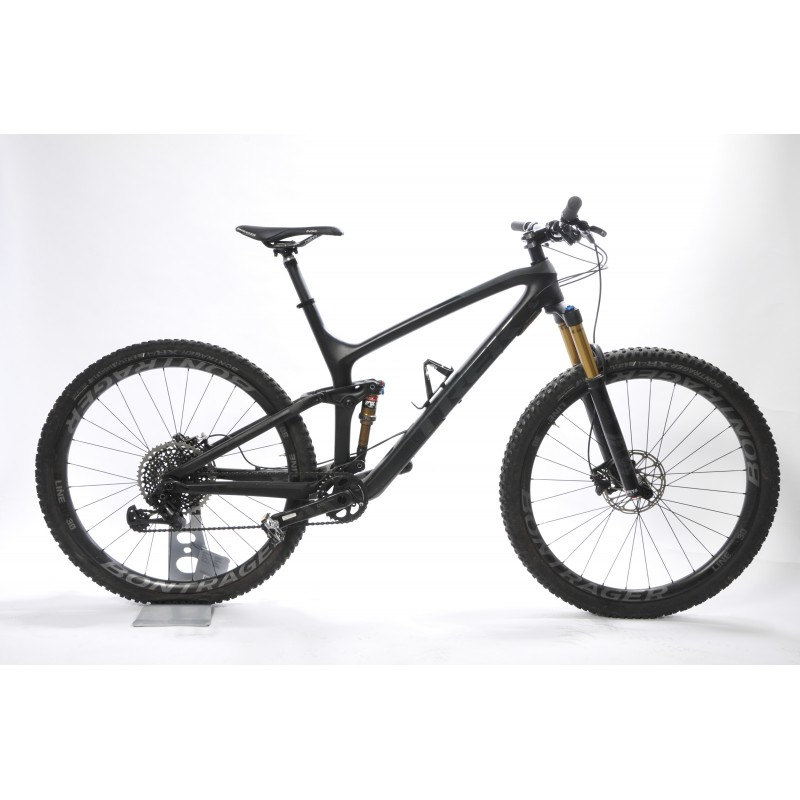 Trek Fuel Ex 9 2018 Mountain Bike Full Suspended Used Loading Zoom