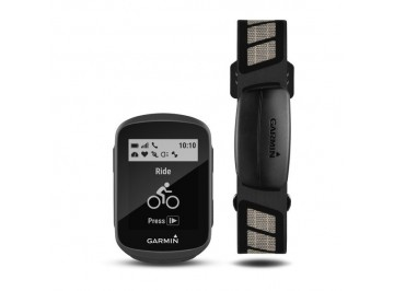 Garmin Edge 130 HR Bundle- Ciclocomputer