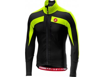 Castelli Trasparente 4 Jersey - Winter jersey for bike