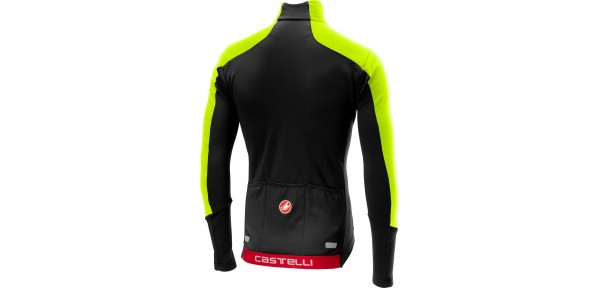 Castelli Trasparente 4 Jersey - Winter jersey for bike