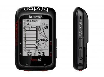 Bryton Aereo 60 T - GPS Bike Computer