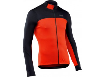 Northwave FORCE 2 Jersey long sleeves - Maglia invernale a manica lunga da bici