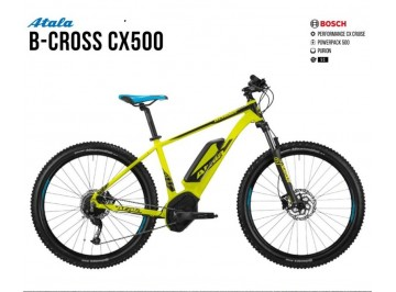 Atala B-Cross Cx 500Wh 2019 - E-Bike