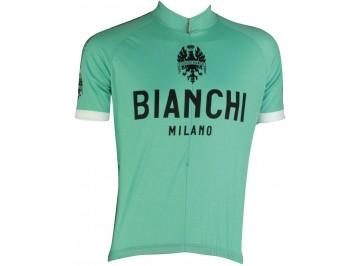 Bianchi Pride - Maglia da bici a manica corta linea Bianchi Milano