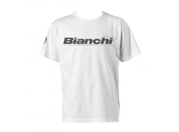 Bianchi T-Shirt logo - Casual t-shirt short sleeves