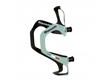 Bianchi Multi-Mount Carbon - Carbon fiber water bottle cage for bike