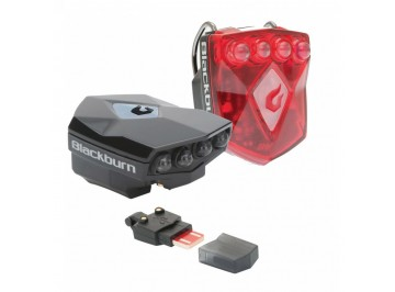 Blackburn Flea 2.0 USB - Rechargeable Front light for bike