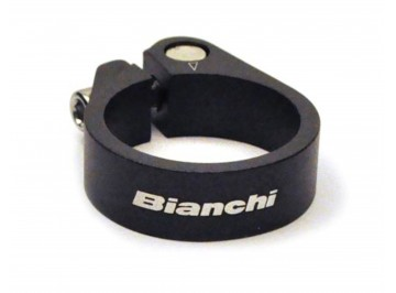 Bianchi Tranzx R/S SC08 34,9 - Seatpost clamp in aluminium for bike