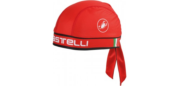 Castelli Bandana - Elastic Bandana for bike