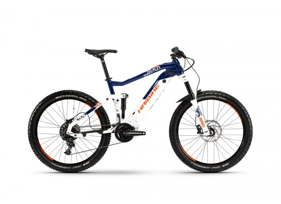 Haibike SDURO FullSeven LT 5.0 2019 - Electric Mountain bike