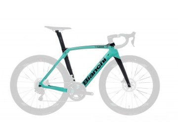 Bianchi Oltre XR4 CV DISC 2020 - Frame kit with alloy handlebar and stem