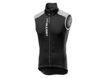Castelli Mortirolo Vest - Windstopper and waterproof sleeveless jacket for bike