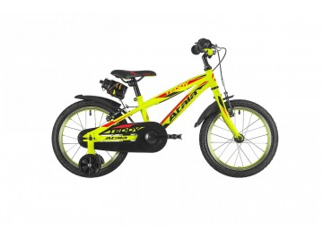 Atala Teddy Boy - Junior bike with frame of 16 inches