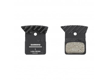 Shimano Brake pads in resin L03A - Pads for bike