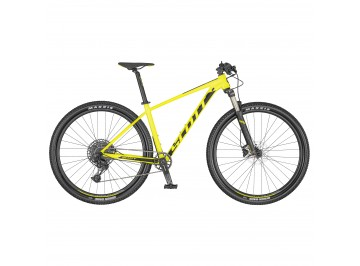 Scott Scale 980 Yellow/Black 2020 - Mountain bike
